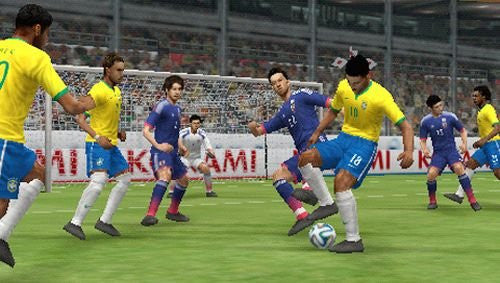 Image 3 for World Soccer Winning Eleven 2014: Aoki Samurai no Chousen