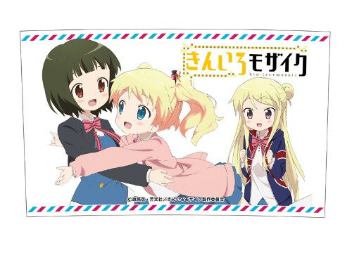Image 3 for Kiniro Mosaic - Oomiya Shinobu - Alice Cartelet - Kujou Karen - Glass (flagments)