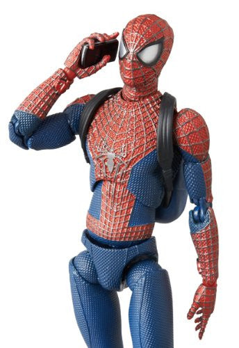 Image 10 for The Amazing Spider-Man 2 - Spider-Man - Mafex #4 - DX set (Medicom Toy)