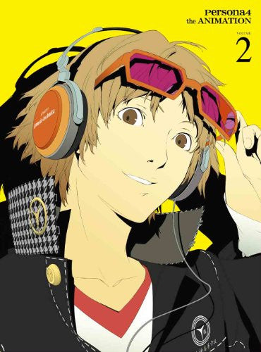 Image 1 for Persona 4 2 [DVD+CD Limited Edition]