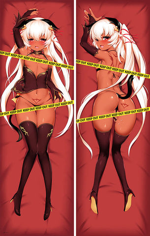 Dai Kasshoku Jidai - Philena Waal - Dakimakura Cover (Hobby Japan) [Shop Exclusive]
