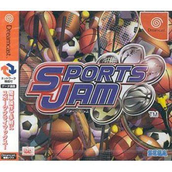Image for Sports Jam