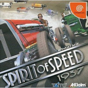 Image for The Spirit of Speed 1937