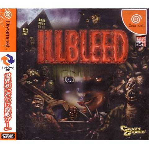 Image for Illbleed