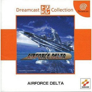 Image 1 for AirForce Delta (Dreamcast Collection)