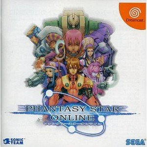 Image for Phantasy Star Online