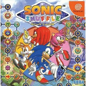 Image for Sonic Shuffle
