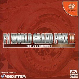 Image 1 for F-1 World Grand Prix II for Dreamcast