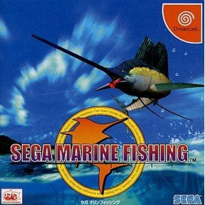 Image for Sega Marine Fishing
