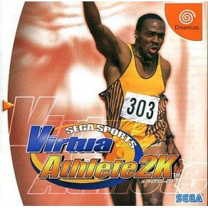 Image for Virtua Athlete 2K