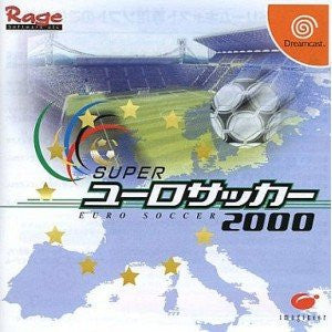 Image for Super Euro Soccer 2000