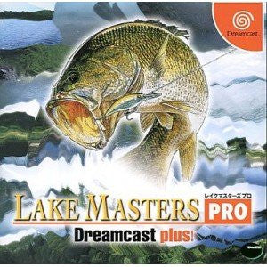 Image 1 for Lake Masters Pro Dreamcast Plus!