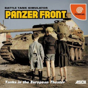 Image for Panzer Front