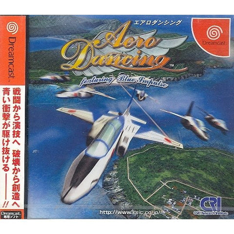 Image for Aero Dancing featuring Blue Impulse