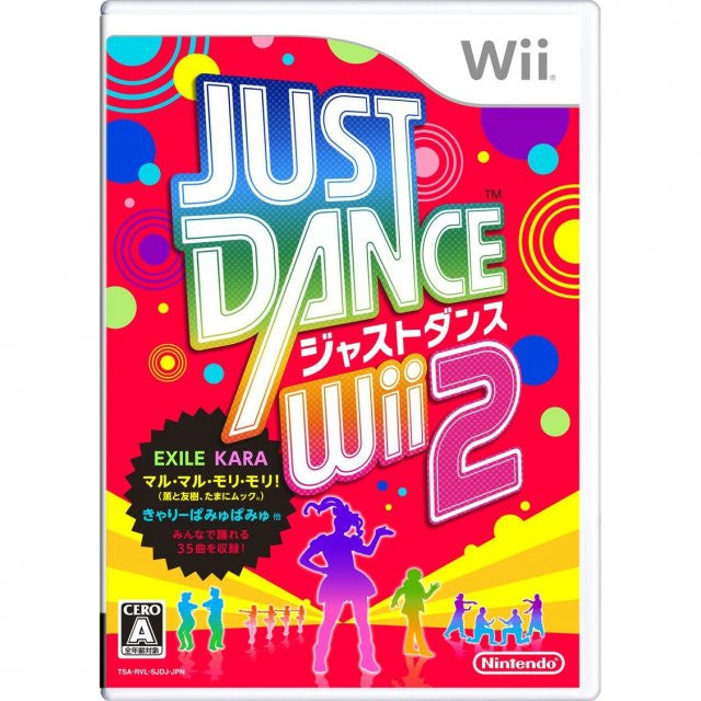 Image 1 for Just Dance Wii 2