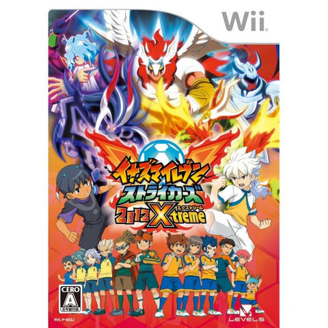 Image for Inazuma Eleven Strikers 2012 Xtreme