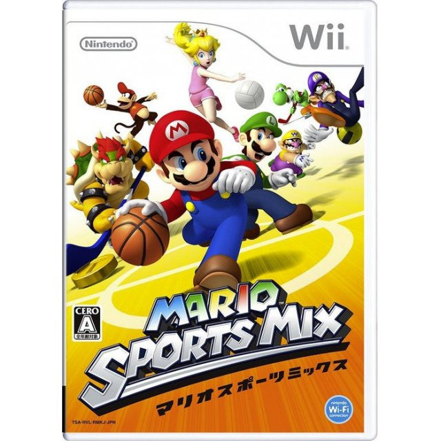 Image 1 for Mario Sports Mix