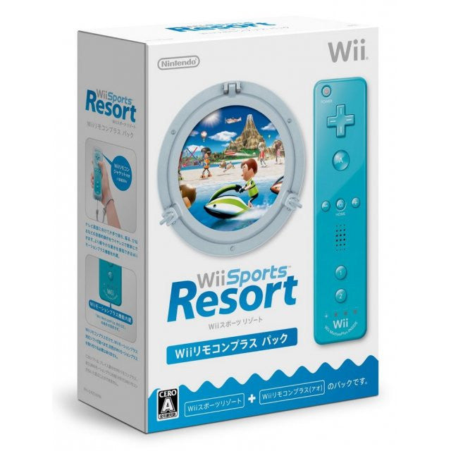Image 1 for Wii Sports Resort (with Wii Remote Plus)