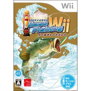 Image 1 for Bass Fishing Wii: World Tournament