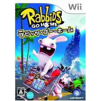 Image for Rabbids Go Home
