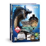Thumbnail 1 for Monster Hunter 3 (w/ Classic Controller Pro White)