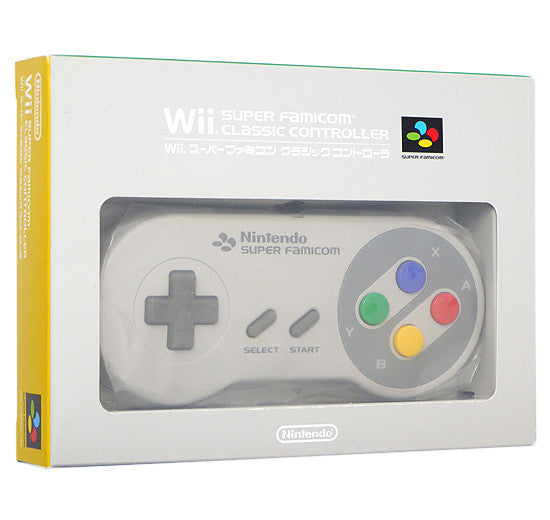 Image 1 for Wii Super Famicom Classic Controller