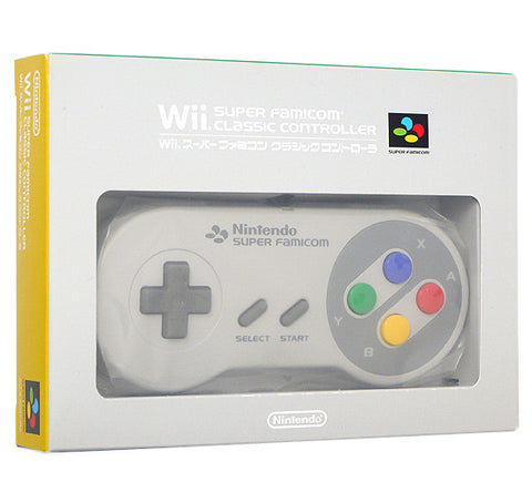 Image for Wii Super Famicom Classic Controller