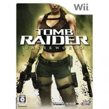 Image for Tomb Raider Underworld