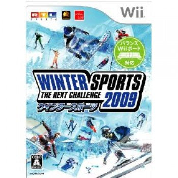 Image for Winter Sports 2009 The Next Challenge