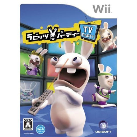 Image for Rayman Raving Rabbids TV Party