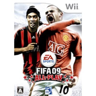 Image for FIFA Soccer 09 All-Play