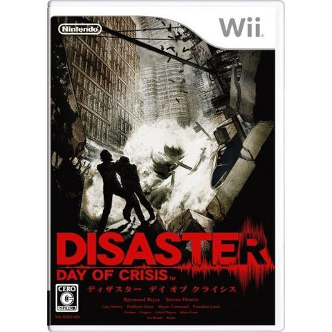 Image for Disaster: Day of Crisis