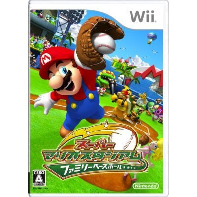 Image for Super Mario Stadium: Family Baseball