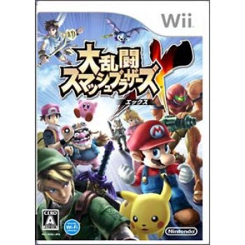 Image for Dairantou Smash Brothers X / Super Smash Bros. Brawl
