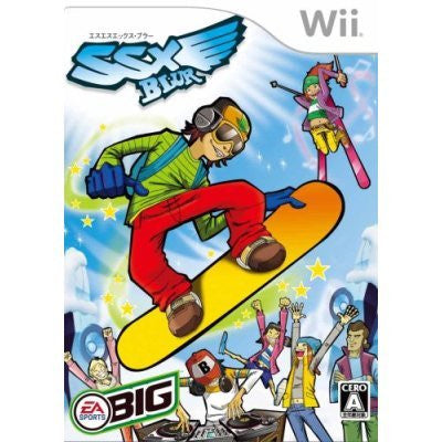 Image 1 for SSX Blur