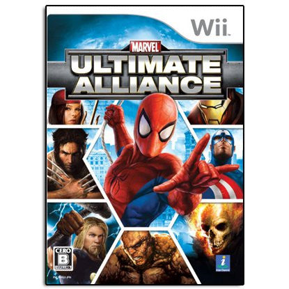 Image for Marvel: Ultimate Alliance
