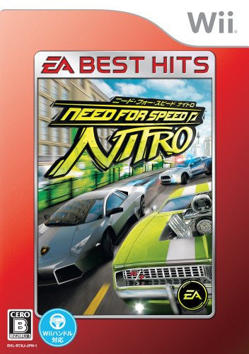 Image 1 for Need for Speed: Nitro (EA Best Hits)