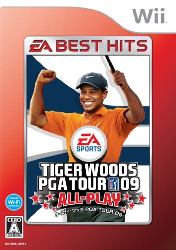 Image 1 for Tiger Woods PGA Tour 09 All-Play (EA Best Hits)