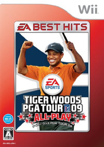 Tiger Woods PGA Tour 09 All-Play (EA Best Hits)