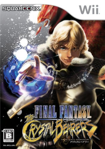 Image for Final Fantasy Crystal Chronicles: The Crystal Bearers