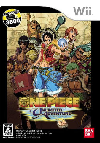 From TV Animation One Piece: Unlimited Adventure (Welcome Price 3800)