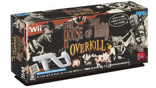 Image 1 for House of the Dead: Overkill (w/ Wii Zapper)