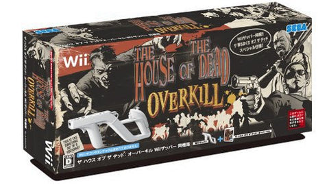 Image for House of the Dead: Overkill (w/ Wii Zapper)