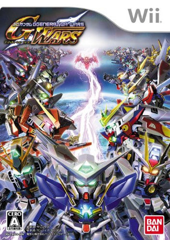 Image for SD Gundam G Generation Wars