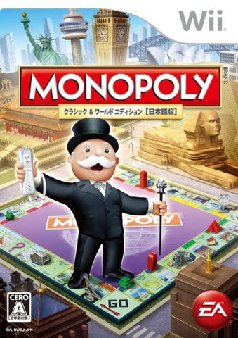 Image for Monopoly Here & Now: The World Edition