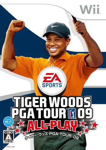 Image 1 for Tiger Woods PGA Tour 09 All-Play