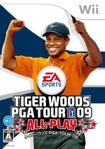 Image for Tiger Woods PGA Tour 09 All-Play