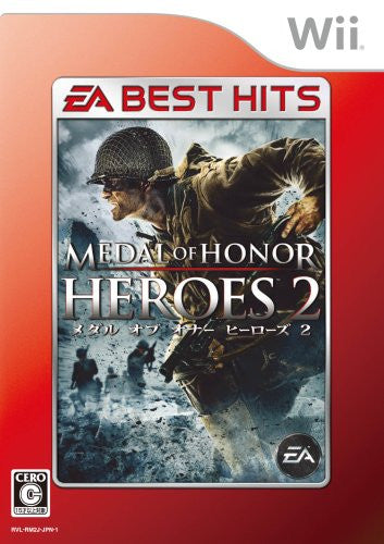 Image 1 for Medal of Honor: Heroes 2 (EA Best Hits)