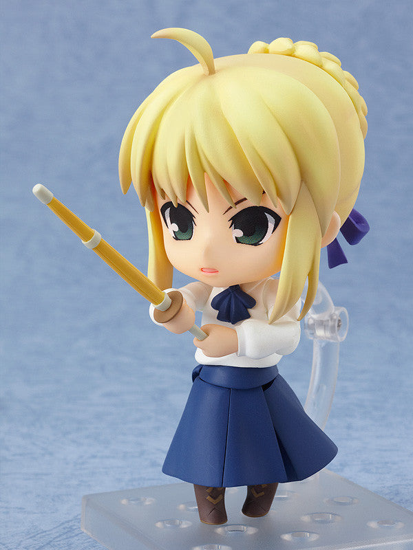 Image 4 for Fate/Stay Night - Saber - Nendoroid #225 - Full Action Plain Clothes Ver. (Good Smile Company, Hobby Japan)