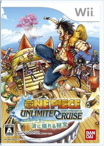 Image for One Piece Unlimited Cruise: Episode 1 - Nami ni Yureru Hihou